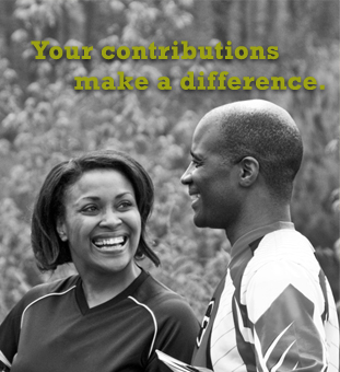 Your Contribution Makes a Difference