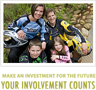 Your Involvement Counts