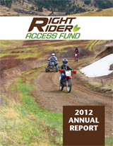 2012 RRAF Annual Report
